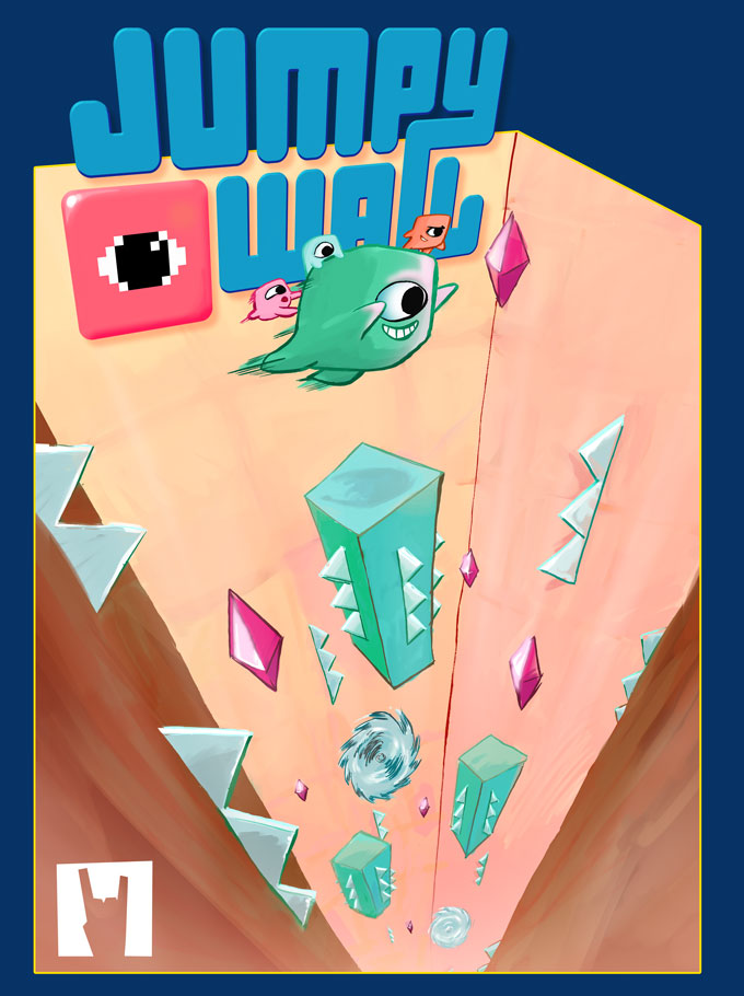 Jumpy Wall boxart